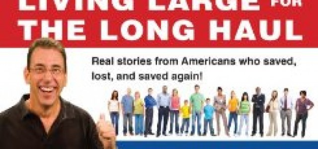 Book Giveaway: Living Large for the Long Haul Winners!