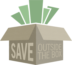 Save Outside the Box