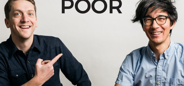 I launched a new money podcast called Pour Not Poor – Check it out!